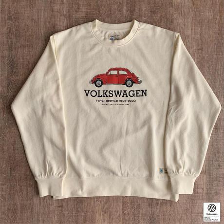 TYPE1 BEETLE スウェットシャツ