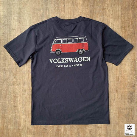 ベーシックアーリーバス ポケットTシャツ