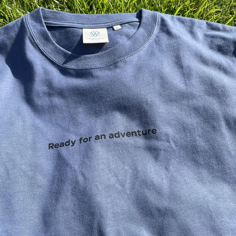 オーガニックコットン バックプリントVANAGON Tシャツ