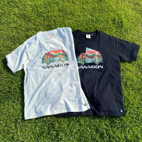 オーガニックコットン VANAGON Tシャツ