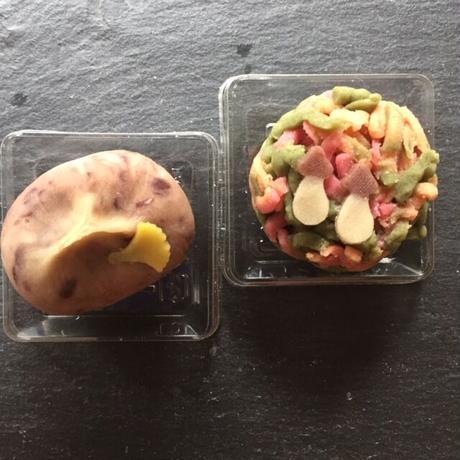 季節限定:上生菓子+福巡りセット【練り切り上生菓子4個+福巡り×4個・冷凍】 原材料表示