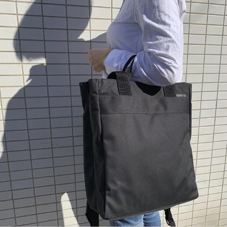 TOKYO BACKTOTE コットン黒
