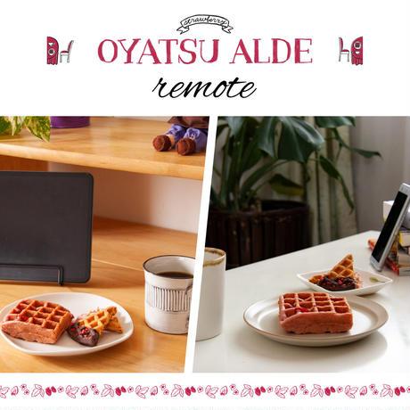 送料無料 OYATSU ALDE remote