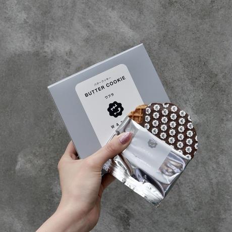 バタークッキー/ミルクチョコレート 5枚入り
