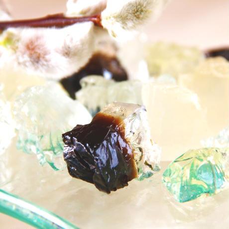 "和歌屋の琥珀糖『宝石』冬 ""Winter"""