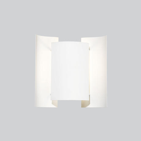 Butterfly Wall Lamp White