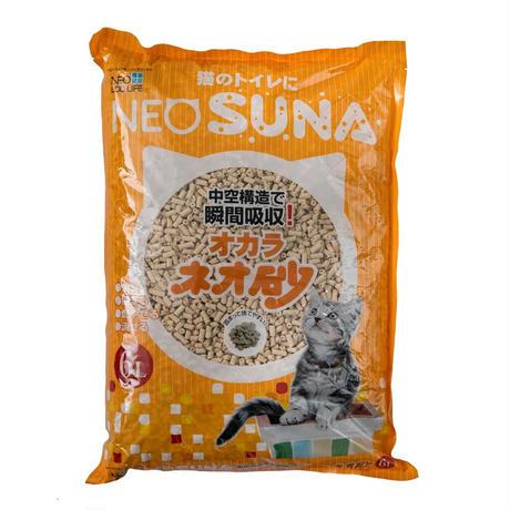 【定期便】ネオ砂 おから 6L 1ケース