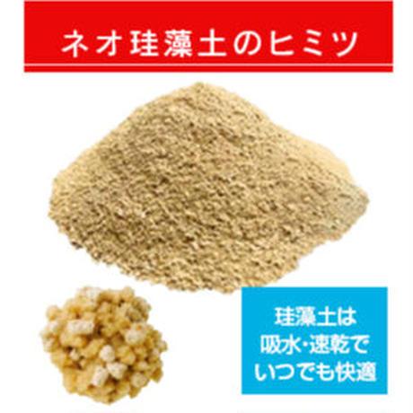 【定期便】ネオ砂 珪藻土 6L 1ケース