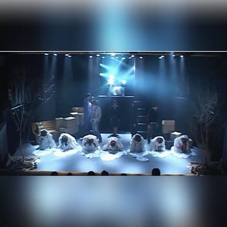 【DVD】vol.19「つき -青い蒼い空の果て-」  (ハグハグ共和国)