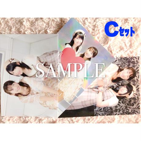 [写真]三五美奈子&涼城えみ 写真セット (6種類)
