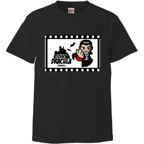[Tシャツ]  ドラキュラ (ハピモン)