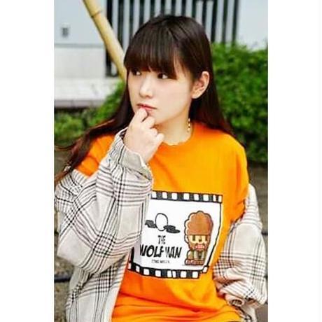 [Tシャツ]  狼男 (ハピモン)