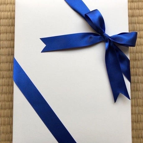 日頃の感謝を込めて大特価!!『一点物』&コロナに負けるな!!藍染めダボシャツLLサイズ 濃淡染め技法 男女兼用 『一点物』