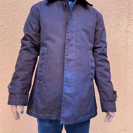 この冬イチオシ!『一点物』藍染めチェスタージャケット 濃淡染め技法『一点物』