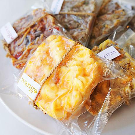 肉団子とチーズのリゾット〈70g〉