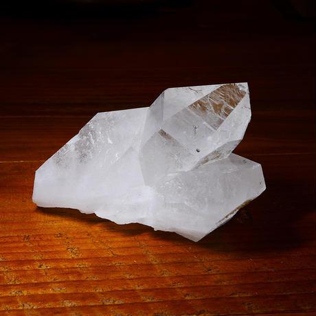 水晶クラスター (417g)ブラジル産