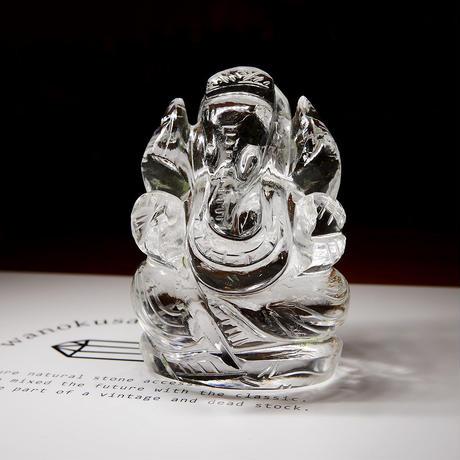 幸運の神ガネーシャ神像  80g