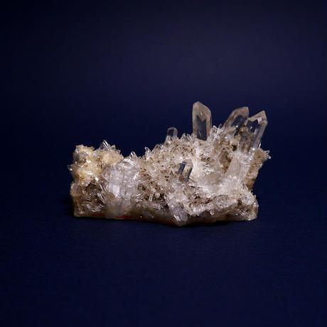 ネパール、マカルー産ヒマラヤ水晶クラスター  54g