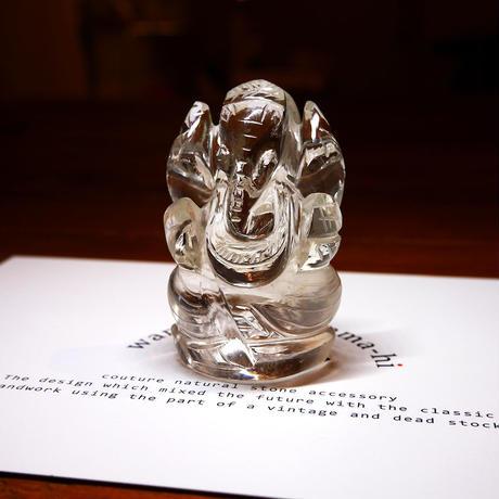 幸運の神ガネーシャ神像  GQ2