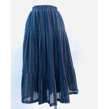 3段切り替えギャザースカート INTERLINEAIRE