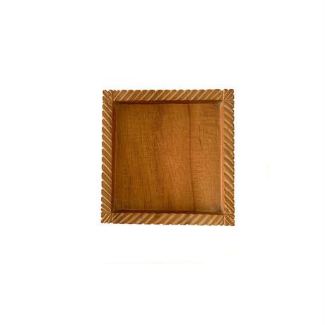 角皿 motif  SS