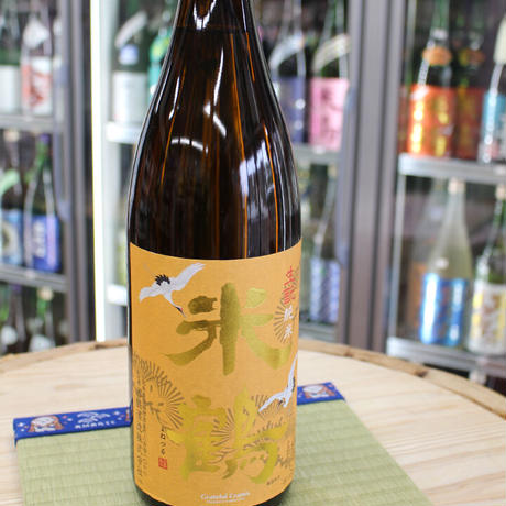 米鶴 生酛純米酒 1.8L