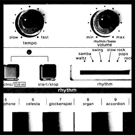 VINYL JUNKIE - Keyboard Hoodie / Black