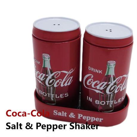 Coca-Cola Salt & Pepper Shaker コカコーラ ソルト&ペッパーシェイカー