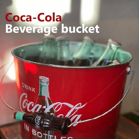 【Coca-Cola】 ビバレージ バケツ【8900103】