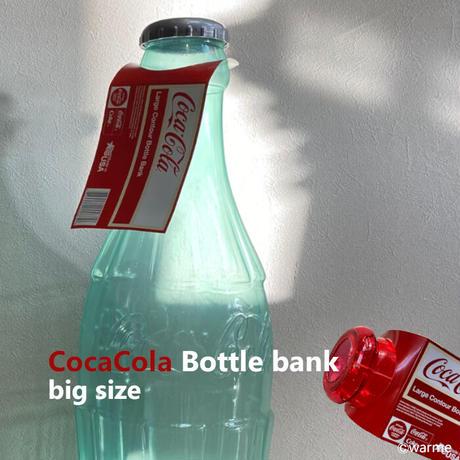 Coca-Cola Bottle Coin Bank Big Size コカコーラ ボトル コイン バンク ビッグサイズ
