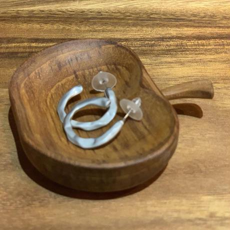 woodトレイapple