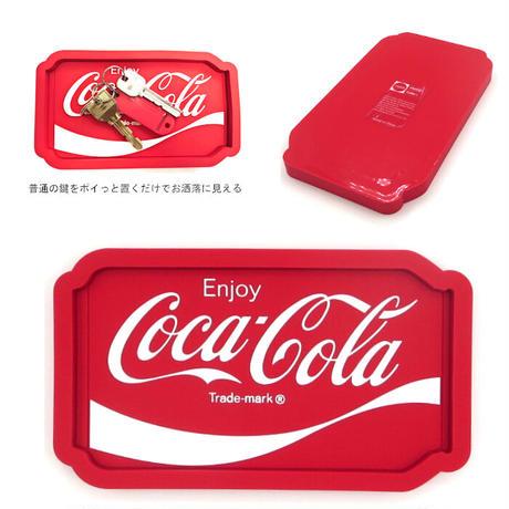 コカコーラ デスクトップ サイン トレイ【8900125】