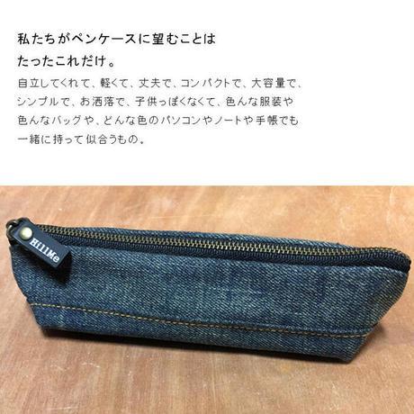 DENIM PEN CASE 【HillMeJEAN】デニムペンケース 日本製