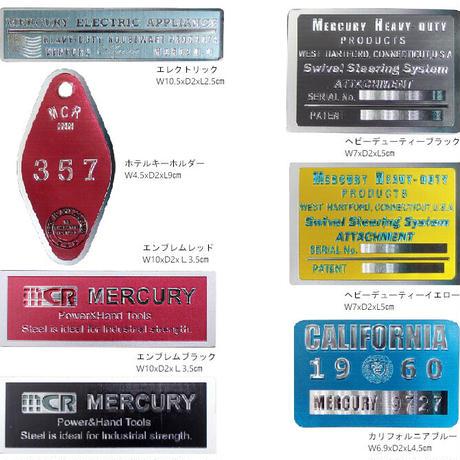 Mercury Metal Magnet / マーキュリー メタルマグネット【880MEMM】