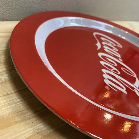 Coca-Cola Melamine Plate コカコーラ メラミン プレート