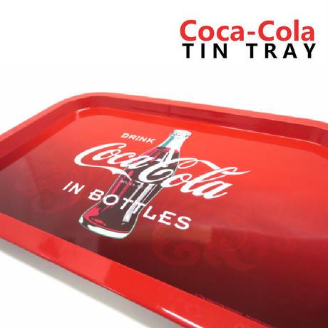 Coca-Cola Tin Trayコカコーラ ティン トレイ / アメリカ直輸入 【8900105】