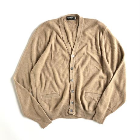 Continental / Acryl cardigan Made in USA