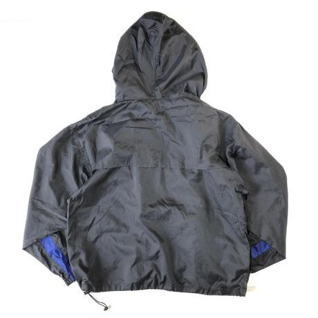 Pro Spirit / Color Block nylon hooded jacket