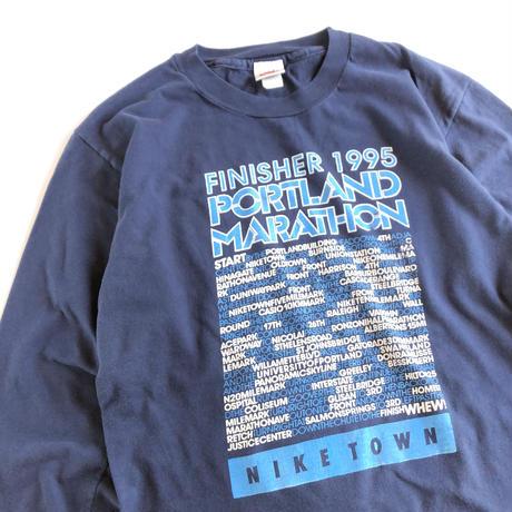Nike / Portland marathon nike town tee