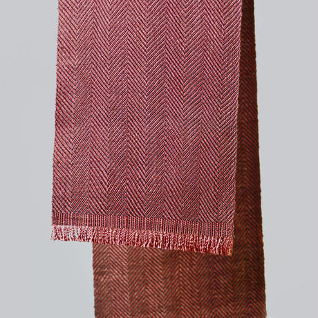SCARF -dark red-