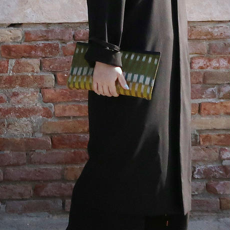 CLUTCH BAG –suzuraniro–