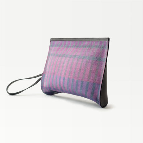 CLUTCH BAG –usumurasaki–