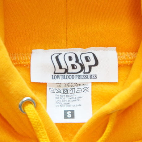 LOGO Pullover Hoodie (YELLOW)