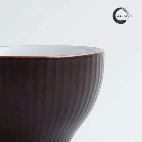 和茶美ーしのぎ 煎茶碗 茶