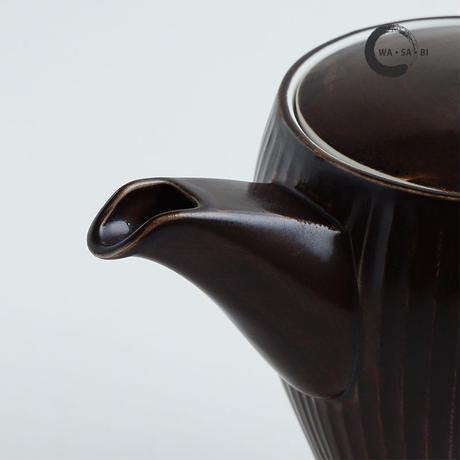和茶美ーしのぎ ティーポット 茶