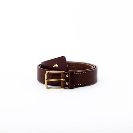 JB403 ( thin buckle belt ) dark brown *近日入荷予定*