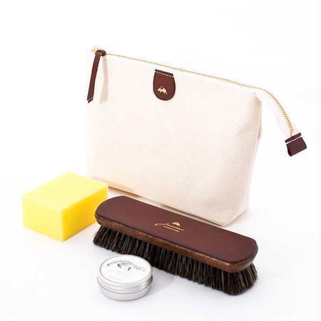 Jacou leather maintenance set
