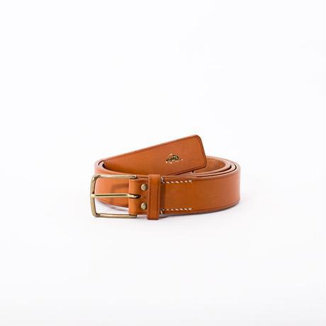 JB403 ( thin buckle belt ) brown *近日入荷予定*