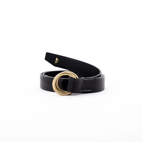 JB402 ( O-ring belt ) black
