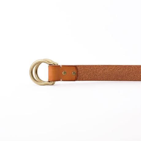 JB401 ( shell ring belt ) black
